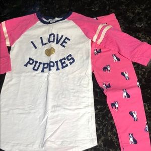 OshKosh girls outfit, 2 piece, size 8